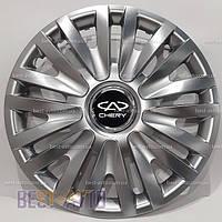 217 Ковпаки для коліс на Chery R14 (Комплект 4 шт.) SKS