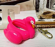 "Чехол на санитайзер Bath and Body Works ""Розовый фламинго"""