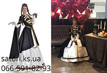 Грузинский национальный женский костюм BL - ВЖ268