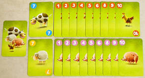 Настольная игра Му-хрю-бе-цыпл, фото 2