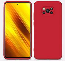 Силіконовий чохол Liquid Silicone Case Xiaomi Poco Pro X3
