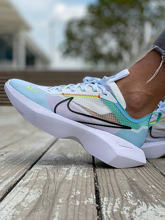 """Кросівки Nike Zoom Vista """"Блакитні/Білі"""", фото 2"""