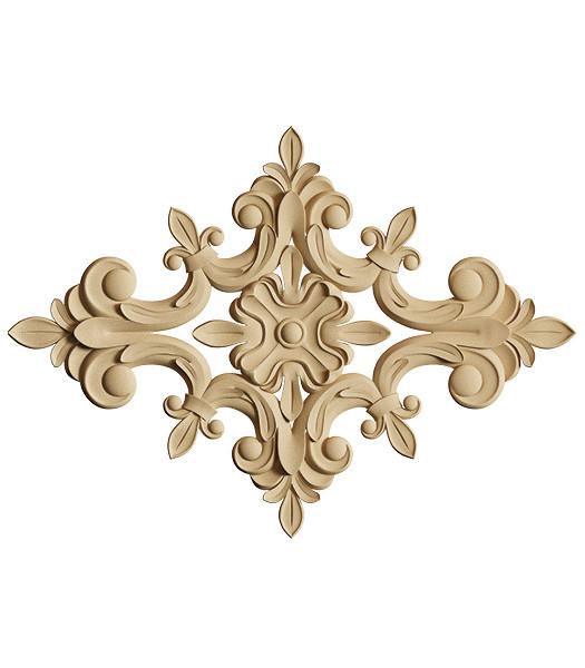 Декор для мебели - декоративный элемент Carving Decor DC 212