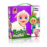 Baby puzzle MAXI Farm RK1210-01