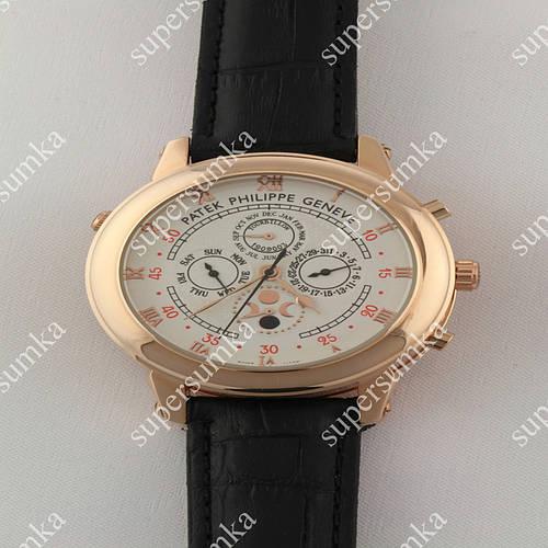 Механические наручные часы Patek Philippe Sky Moon Black/Gold/White 1929