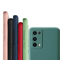 Силіконовий чохол Liquid Silicone Case Realme V5 5G