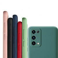 Силиконовый чехол Liquid Silicone Case Realme V5 5G