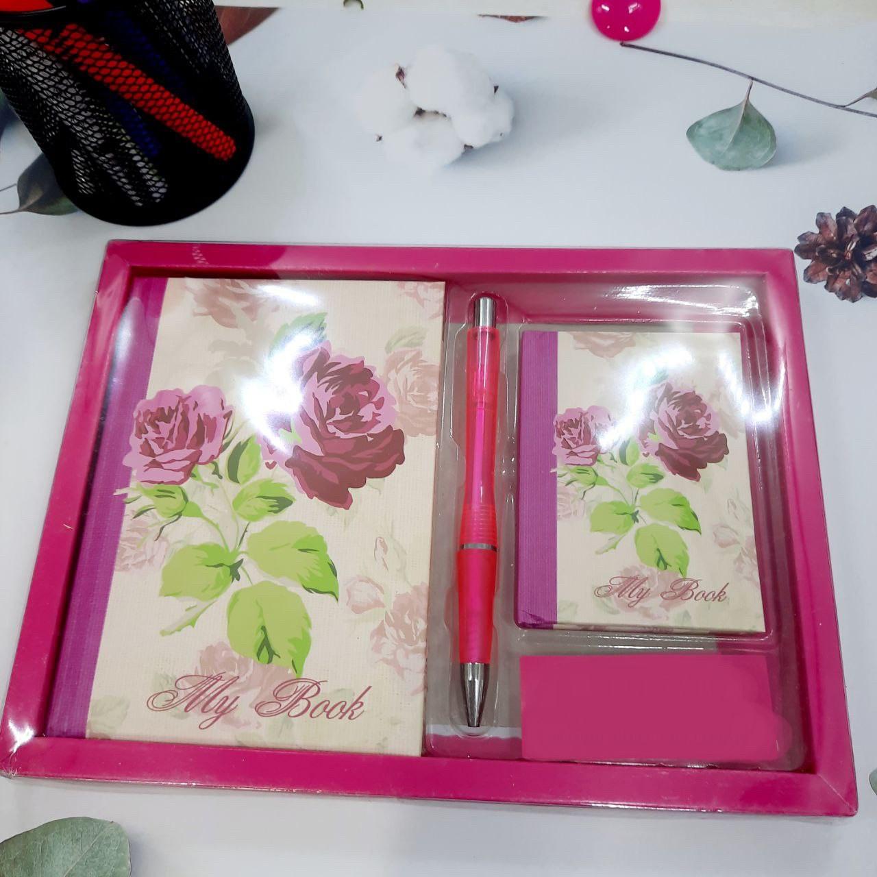 Подарочный набор Садовые цветы