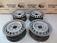 Диск Колесный R16 Mercedes Sprinter , VW Crafter (2006-2020) 6,5Jx16  6x130x84 ET62  OE:A0014014802