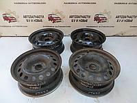 Диск колесный R16  Citroen Berlingo , C4 , C5 , Picasso , Peugeot 307 , 308 , 3008 ,  6,5Jx16  4x108 ET26