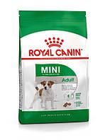Сухий корм Royal Canin Mini Adult (Роял Канін Міні Эдалт) 8 кг для маленьких дорослих собак
