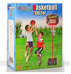 Детский баскетбол на стойке MR 0337 щит, сетка