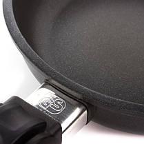 Сковорода со съемной ручкой AMT 532-E-Z20B 32x5 см, фото 2