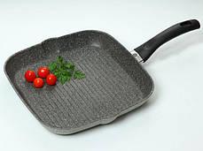Сковорода-гриль CORTINA GRANITIUM Ballarini 9H9F40.28 28см, фото 2