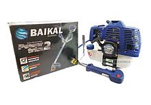 Бензокоса Байкал Power Trim 2 (косильний ніж, котушка з волосінню, 4.2 кВт) бензиновий тріммер