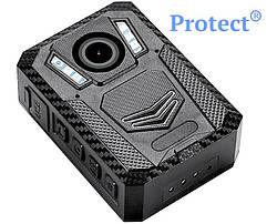 Полицейская камера Protect R-02A, 2021 г. Онлайн Wi-Fi (STA,AP),GPS - 64Gb Сертификат
