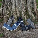Чоловічі кросівки Гіпаніс KA 942 ЧОРНИЙ, фото 4