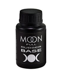MOON FULL Rubber Baza - каучуковая база для гель лака, 30 мл.
