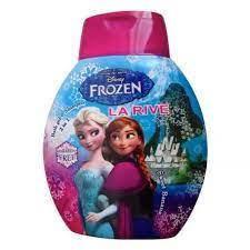 Шампунь-гель для купания La Rive Disney Frozen 250 мл (5901832062325)