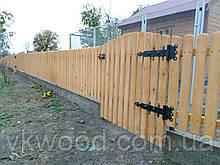 Забор дерев'яний (ставні) – «Садиба»