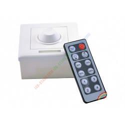 Диммер IR DMR 12V, 6A (12 buttons)