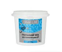 Гранульоване засіб для підвищення рівня рН води SL «pH Plus», 1 кг