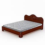 Двуспальная кровать 150 МДФ, фото 2