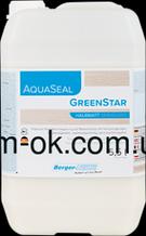 Berger AquaSeal GreenStar-2K Бергер полиуретановый лак на водной основе 5,5л