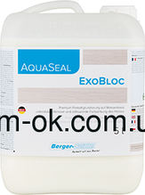 Berger Aqua-Seal ExoBloc Бергер однокомпонентный изолирующий грунтовочный лак 5л
