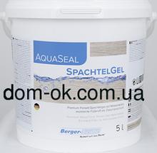Berger AquaSeal SpachtelGel Бергер гель для паркета 5л