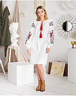 """Жіноча сукня MEREZHKA """"Жарптиця, фото 1"""