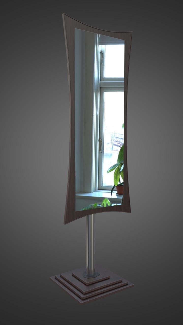 Підлогове дзеркало, венге магія