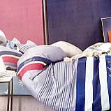 Комплект постельного белья двуспальный с Фланели высокого качества. Постельное белье - хлопок, фото 2