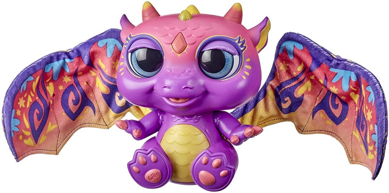 Интерактивная игрушка Малыш Дракон Hasbro Furreal Friends Moodwings Baby Dragon Уценка