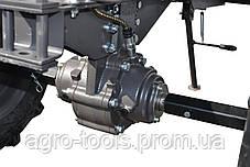 Мотоблок WEIMA DELUXE WM1100FE - 6 КМ (бензин 13л.з.,ел. старт., КПП 4+2 скор, 4,00-10), фото 3
