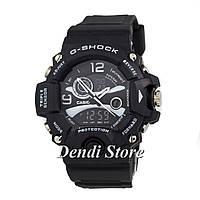 Часы Casio G-Shock Triple Sensor Black-White 1006-0243
