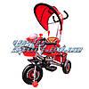 Трехколесный велосипед детский CARS, фото 2