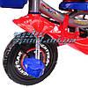 Трехколесный велосипед детский CARS, фото 3