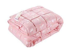 Одеяло DOTINEM ROSALIE искусственный лебяжий пух 195х215 см розовое (211130-3), фото 2