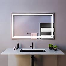 Зеркало с led подсветкой 1300х800 мм