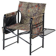 Кресло складное туристическое Vitan Режиссер (840х730х530мм), лес, полка