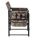 Крісло доладне туристичне Vitan Режисер (840х730х530мм), ліс, полку, фото 3