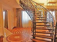 Красиві ковані сходи
