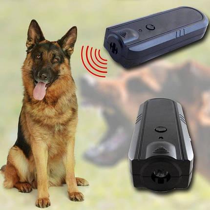 Мощный ультразвуковой отпугиватель собак Keko TJ-3008, фото 2