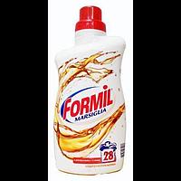 Гель для стирки Formil Marsiglia с марсельским мылом, 1 л (28 стирок)