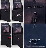 """Мужские носки томми хилфигер  демисезонные спортивные  """"TOMMY HILFIGER""""  43-46р 4 вида НМД-200, фото 1"""