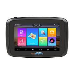 GPS-навигатор Fodsports, 5,0 дюйма Android 6,0, Wi-Fi, мото-навигатор