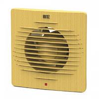 Вентилятор вытяжной встраиваемый TEB Electrik Plastic Fans 15Вт Ø трубы 12см цвет бук (500-020-120)