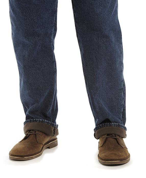 Мужские джинсы Lee FLEECE LINED JEAN Quartz
