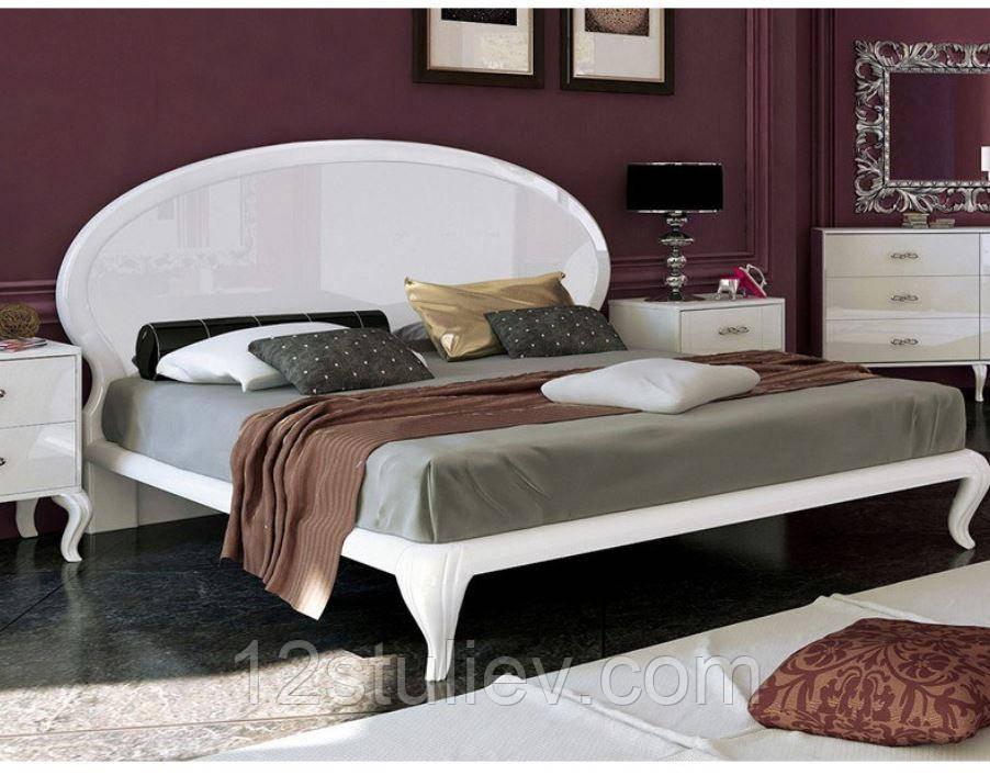 Кровать  Империя 1,6х2,0 с каркасом